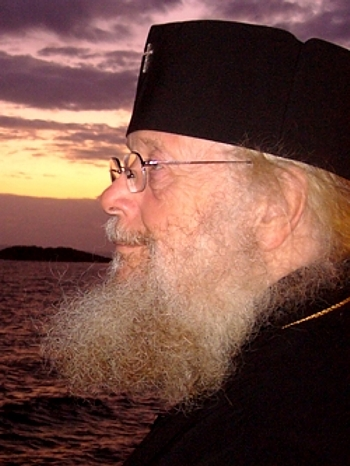 Archbishop Seraphim - Nov 2007 - Pilgrimage to Greece